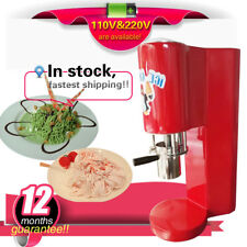 Spaghetti Ice cream machine Small Ice cream maker