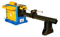 NEW - Ercolina Ornamental Iron Bar Twister and Scroll Machine - 230V 3ph