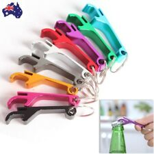 1pcs Pocket Key Chain Beer Bottle Opener Claw Bar Small Beverage Key chain Ring