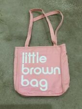 Little Brown Bag - Pink