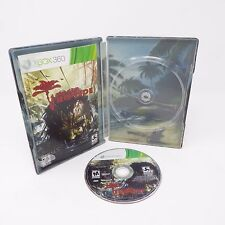 Dead Island Riptide Special Edition Steelcase XBox 360 Video Game