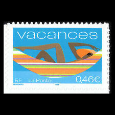 France 2002 - Holidays Art Self-adhesive - Sc 2901 MNH
