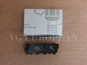 Mercedes Benz Genuine Front Left Drivers Door Lock Control Switch 20490584029107