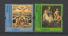 Moldova 2012 Christmas 2 MNH stamps
