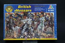 XU110 ITALERI 1/72 figurine 6052 British Hussars 1854 Crimean War