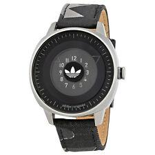 Adidas San Francisco Black Dial Grey Nylon Mens Watch ADH3149