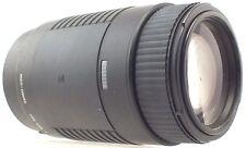 Sigma Dl Zoom 75-300mm f/4-5.6 Lente De Cámara Canon EF de montaje-C67