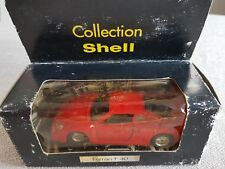 COLLECTION SHELL FERRARI F40 1/43
