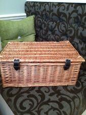 Wicker Hamper/Picnic Basket/Home Storage