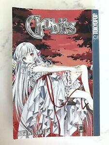 Chobits manga Vol 2, Clamp, Tokyopop, english w/ Japanese reading direction
