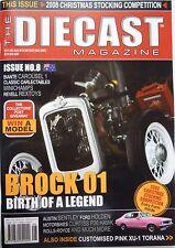 Diecast Magazine #8 Bathurst Biante Classic Ford Holden Brock Austin Planes