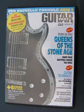 DVD GUITAR PART QUEENS OF THE STAGE JIMMY PAGE THE HIVES MATTHIEU CHEDID