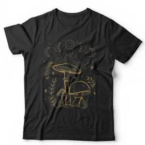 Mushroom Dark Academia Cottagecore Tshirt Unisex & Kids - Toadstool, Funny