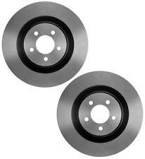 For Dodge Chrysler Pair Set of 2 Front 360mm Vented Coated Disc Brake Rotor