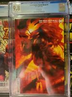 "Dark Nights: Death Metal #1 CGC 9.8 Stanley ""Artgern"" Lau variant 2020 Batman"