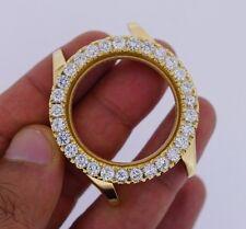 8 Ct Diamond Bezel For Rolex Daydate II 2 41mm President Watch Classy Video