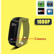 Full HD 1080P SPY DVR Hidden Camera Smart Watch Mini DV Video Recorder Camcorde