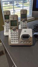 AT&T EL52313 Cordless Expandable Phone System w/Answering Large Back-lit Keys