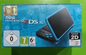 Nintendo 2DS XL Console - Nera Azzurra