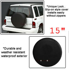"""15"""" NEW Spare Tire Cover Wheel Protection For Toyota RAV4 Tire Cover 28"""" 29"""""""