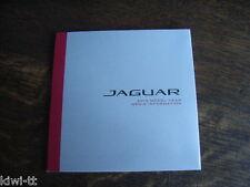 "JAGUAR"" 2012 Model Year Media Information ""cartella stampa/PRESS-KIT (CD-ROM)"
