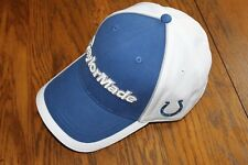 NEW TaylorMade Golf Hat/Cap NFL Indianapolis Colts Logo Mesh Back Adjustable