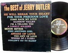 JERRY BUTLER the Best of LP 1962 VeeJay SOUL 2nd press