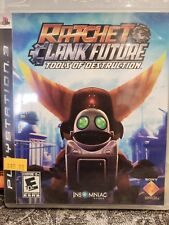 Ratchet & Clank Future: Tools of Destruction (Sony PlayStation 3, 2007)