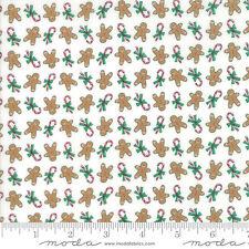MODA Fabric ~ SUGAR PLUM CHRISTMAS ~ by Bunny Hill (2914 12) by 1/2 yard