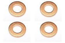 x4 Injector Ring Seal FOR FORD FOCUS 1.8 98->05 Diesel DAW DBW DFW DNW Elring