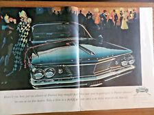 1960 Pontiac Bonneville Ad @ Masquerde Party  AF/VK