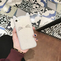 Cartoon 3D Cute Cat Soft Silicon phone Case Cover Back Skin For Various Phones