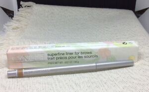 Clinique Superfine Liner for Brows 01 Soft Blonde NIB!! .06g