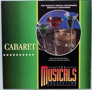 Gregg Edelman (Only) Signed CD  Cabaret TER Jonathan Pryce Maria Friedman