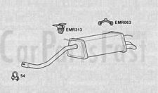 Exhaust Middle Box Skoda Fabia 1.9 Diesel Hatchback 03/2000 to 02/2001 Exhausts & Exhaust Parts