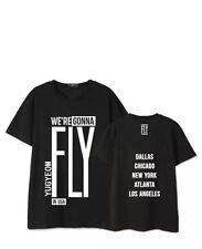 GOT7 FLY t-shirt Jackson Mark BamBam JB Jr. Youngjae Yugyeom Kpop Apparel GOT 7