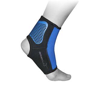 Fußbandage A-Fit Sprunggelenkbandage Fußgelenk Sport Fitness Training Bandage