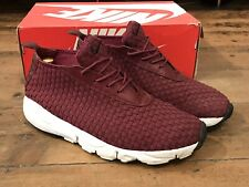 Nike Air Footscape Desert Woven Chukka QS OG 2013 Vintage UK 8.5 US 9.5 Boxed