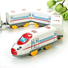 XD# Children toys harmony emu section 5 train cars Small electric toy train