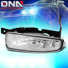 FOR 2000-2002 SATURN L SEDAN LW WAGON CLEAR LENS LEFT SIDE FOG LIGHT REPLACEMENT
