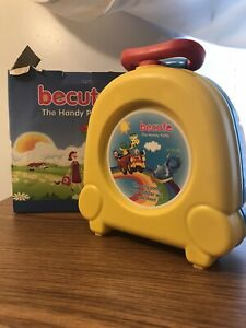 Becute The Handy Potty Portable Travel Potty Seat For Boys And Girls