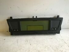 Citreon C4 Grand Picasso 2007 Instrument Cluster P9664365280