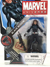 BLACK WIDOW Series 2 #011~ Marvel Universe Collection Figure~ MOC~ Spider-Man