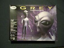 Testors -  GREY - The Extraterrestrial Life Form Model Kit