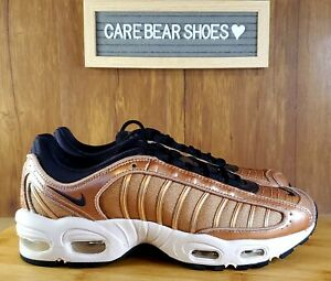 Nike Air Max Tailwind IV (CT1184-900) Bronze White Running Shoes - Size 9.5
