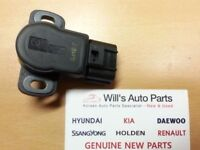 SSANGYONG MUSSO 1996-2007 2.9L DIESEL GENUINE BRAND NEW THROTTLE POSITION SENSOR