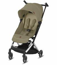 GB Pockit+ All-City Ultra Compact Lightweight Stroller - Vanilla Beige