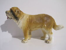 16307 -1 Schleich Dog: Saint Bernard old mold  ref: 1D490
