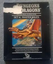 Master Dungeons and Dragons BOX SET-TSR 1021-Avventura AD&D