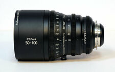 Cinematics Cine lens sigma 50-100mm T2.0 F1.8 PL for SONY FS7 F55 EPIC BMCC URSA